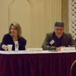 Linda Sitkowski, Doug Reinstein Change & Agility Panel ASD 2011